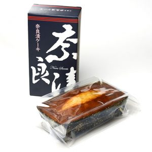 奈良漬けケーキ