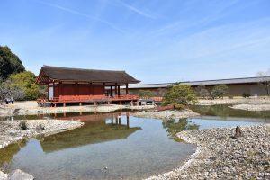 奈良平城京跡 東院庭園