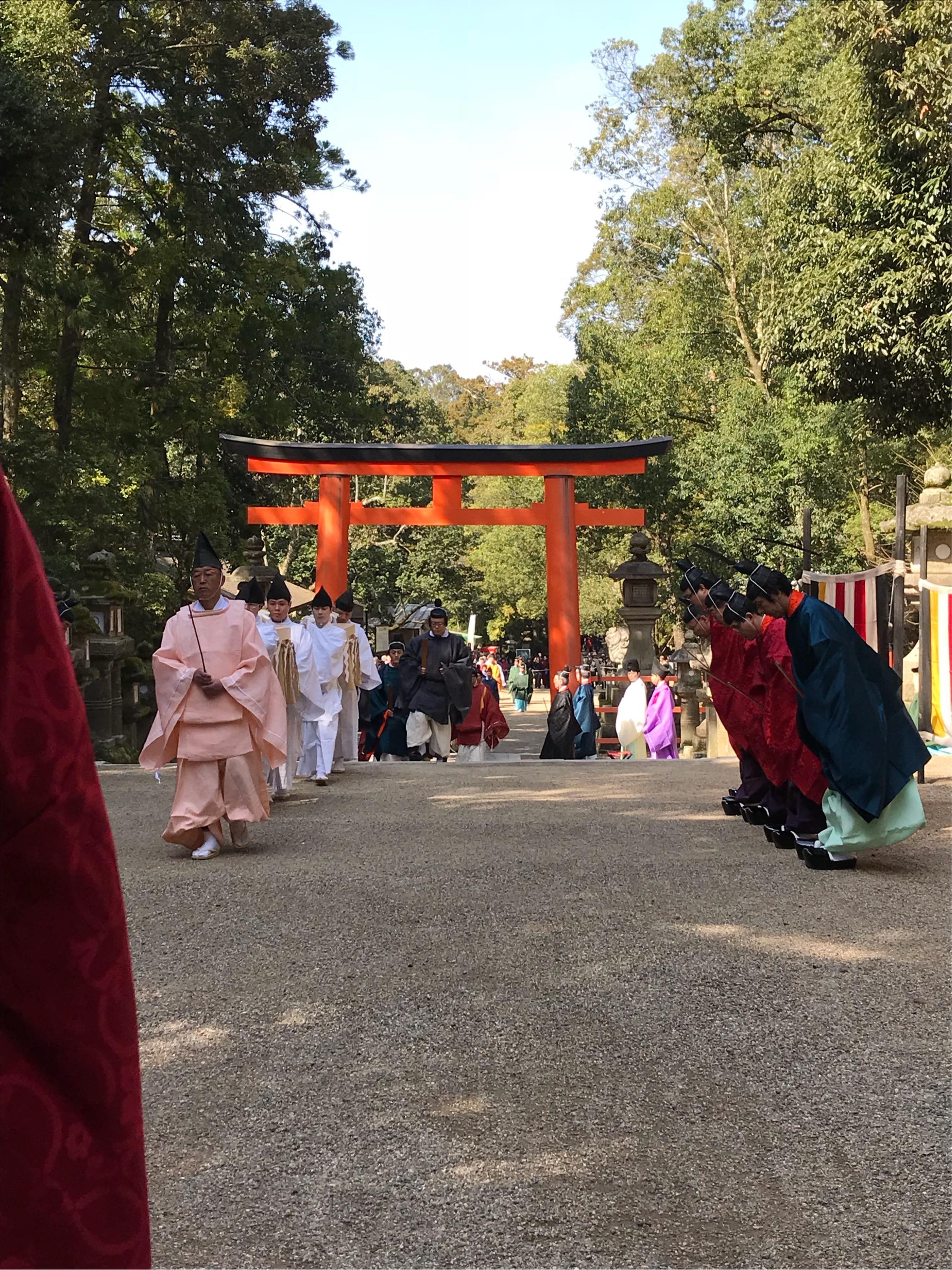 春日祭に行きました   菊一文珠四郎包永ブログ