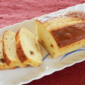 Narazuke Pound Cake